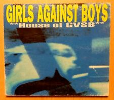 CD ALBUM / GIRLS AGAINST BOYS - HOUSE OF GVSB / TOUCH AND GO RECORDS 1996
