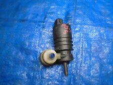 VAUXHALL ASTRA H MK5 WINDSCREEN WASHER BOTTLE PUMP TWIN OUT LET 2004 - 09 SHAPE