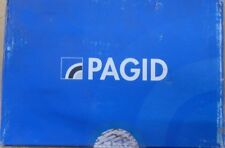 BRAND NEW PAGID REAR BRAKE PADS 100.08750 / D875 FITS VEHICLES LISTED ON CHART