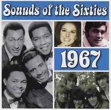Sounds Of The Sixties 1967 2CD:MONKEES,HOLLIES,DONOVAN,KINKS,TOM JONES,BOX TOPS