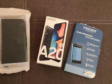 Samsung Galaxy A20e SM-A202F/DS - 32GB - Schwarz Nagelneu OVP