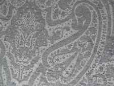 """COLEFAX & FOWLER """" ALDERSON"""" 9.7 metres woven curtain fabric F4341/01 SILVER"""