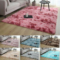 Rugs Anti-Skid Shaggy Area Rug Dining Room Carpet Floor Bedroom Mat Home Decor