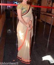 Veeraa Saree Exclusive Beautiful Designer Bollywood Indian Partywear Sari 167
