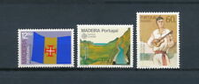 Portugal (Madeira)  MNH Single Issues