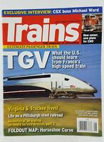 TRAINS Railroad Magazine August 2010