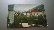 Hungary Slovakia to usa 1915 Trencsenteplicz  postcard