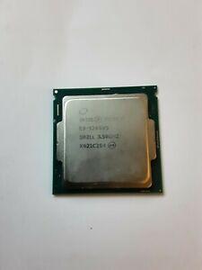 Intel Xeon E3-1245V5 E3-1245 V5 Processor SR2LL 3.5GHz 8MB Caches LGA1151 CPU