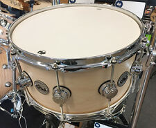 DW Collectors 14x7 Wood Satin Oil Snaredrum / Demo