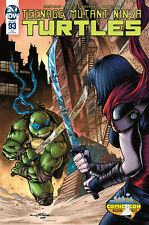 TEENAGE MUTANT NINJA TURTLES #93 AOD COLLECTABLES EXCLUSIVE COVER IDW 2019