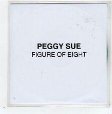 (GD809) Peggy Sue, Figure Of Eight - 2014 DJ CD