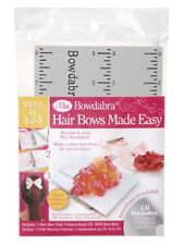 Hair Bows Made Easy tool & CD- this is to go with the Mini Bowdabra. Ideal gift!
