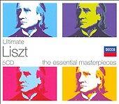 Ultimate Liszt: The Essential Masterpieces [Box Set] (CD, Aug-2008, 5 Discs Decc