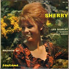 "LES SCARLETS / HENRI RENAUD ""SHERRY / MADISON 24"" 60'S SP PANORAMA 118"