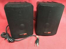 Audix Ph5-Vs Powered Monitor Speakers w/ Owners Manual