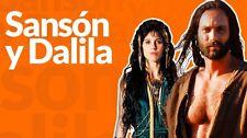 Sanson Y Dalila  Telenovela Brazileña 12 Dvds