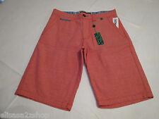Men's RARE Modern Amusement walk casual shorts 34 CROW red school surf skate