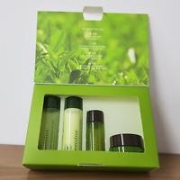 *Innisfree* Green tea special kit 4item (15ml/25ml/25ml/10ml) - Korea Cosmetic