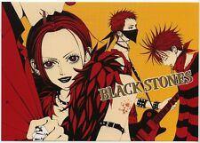 POSTER NANA SHIN REIRA BLACK STONES ANIME MANGA AI YAZAWA HACHI OSAKI REN #5