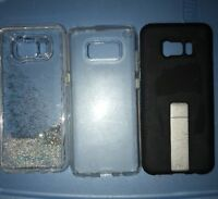 Lot Of 3pc Samsung Galaxy S8plus Speck,casemate Cases