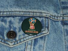 Pin Button Badge Ø38mm RUSSIA 2018