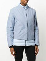 Nike Sportswear Womens AeroLoft 3-in-1 Jacket Light Blue Size M Medium 854751