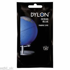 Dylon Fabric and Clothes Hand Dye 50g - Ocean Blue - FREE P&P