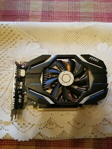 MSI GeForce GTX 1060 6GB OCV1 Single Fan