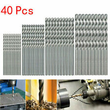 diametro 23,5 mm lunghezza codolo 1,3 cm Punta elicoidale dritta in HSS Sourcingmap