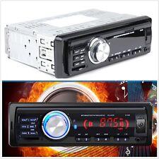 New listing 1x Universal 12V Car Audio Stereo Fm Bluetooth V2.0 Usb Sd Mp3 Player Hands Free