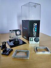 GoPro Hero 4 silver + accessori