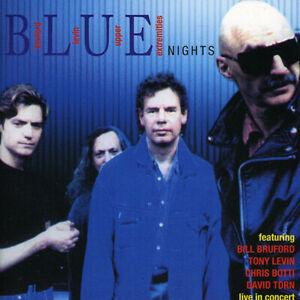 Bill Bruford Tony Levin Chris Botti David Torn – Blue Nights 2CD RAR! Neu Label