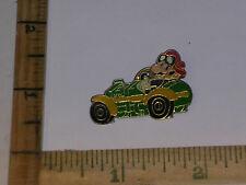 Vintage Original Mario Racing, American Pin, Badge, Pinback, Trademarked