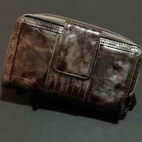 Kate Landry Bronze Wallet Clutch NWOT