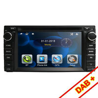 Car DVD CD Radio GPS DAB+ for TOYOTA COROLLA EX RAV4 VIOS YARIS PRADO VITZ HILUX