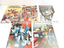 Transformers - Comics - IDW Best of UK 1 All Hail Megatron 13-16