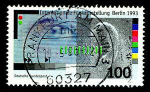 Bund,  Plattenfehler  Michel   1690   f   3  °   ( DE 1581 - 001 )   ( R 2500 )