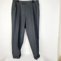 Savane Mens Dress Pants Black Size 38w X 32l Max Comfort Waistband 4 Way Stretch Ebay