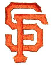 San Francisco Giants Baseball MLB Iron On Patch Embroidered Team Logo 2.25 Med-O