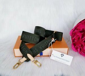 Louis Vuitton Multi Pochette Accessoires Khaki Schultergurt Strap Schulterriemen