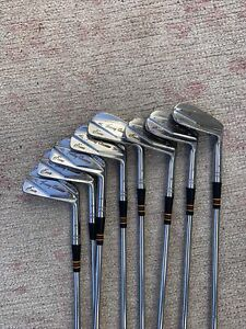 macgregor tommy armour iron set