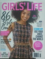 Girls Life Oct Nov 2017 86 Style Goals 50 Fall Beauty Dares FREE SHIPPING sb