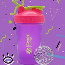 Blender Bottle Edición Especial Clásico 20 OZ spoutguard Shaker - 80s Esquí Bum