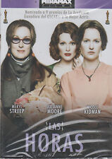 DVD - Las Horas NEW The Hours Meryl Streep Julianne Moore FAST SHIPPING !