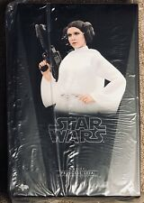 Star Wars, New Hope, Princess Leia, Hot Toys MMS298, Brand new.
