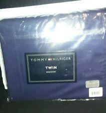 Tommy Hilfiger Bed Skirt Chandler/ Navy Blue