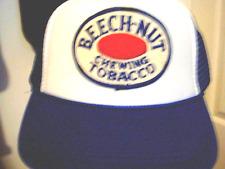 BEECH-NUT CHEWING TOBACCO HAT CAP
