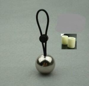 Male Stretcher N-Pump/Pill Penis Extender Enlarger Weight ALL Day Wearing 170g