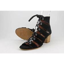36 Sandali e scarpe con tacco medio (3,9-7 cm) in camoscio per il mare da donna