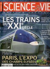 revue Science & Vie - Paris, l'Expo des Champs Elisées, les plus belles machines
